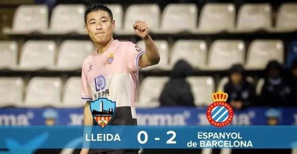 武磊:表现仍未超过上赛季 想进更多球帮助西班牙人